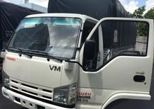 Bán xe tải Isuzu 1T9 thùng dài 6m2 chở hàng ống thép, hỗ trợ vay cao