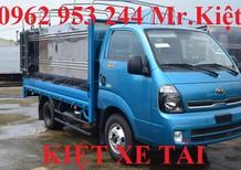 Kia K250 thùng bạt 5 bửng – tải hàng 2.49 tấn