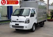 Bán xe tải Kia K200 động cơ Hyundai, khuyến mãi 50% lệ phí trước bạ