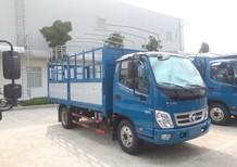 Xe tải 3.5 tấn Thaco Ollin 350 E4 thùng mui bạt, trả góp 80%