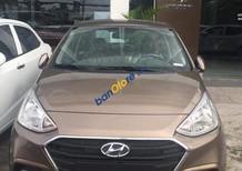 Cần bán Hyundai Grand i10 sản xuất 2019, màu nâu, giá 385tr