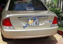 Cần bán lại xe Ford Laser năm sản xuất 2001, màu vàng, xe nhập