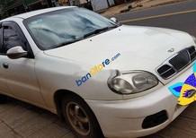 Bán xe Daewoo Lanos sản xuất năm 2000, màu trắng, nhập khẩu