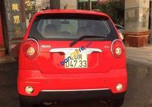 Bán Daewoo Matiz năm sản xuất 2009, màu đỏ, nhập khẩu, giá chỉ 150 triệu