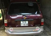 Cần bán lại xe Toyota Zace năm 2002 số sàn