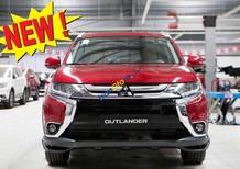 Cần bán Mitsubishi Outlander năm sản xuất 2019, màu đỏ, 909tr