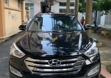 Bán Hyundai Santa Fe năm sản xuất 2014, màu đen, xe nhập, giá 850tr