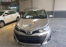 Ô tô Toyota Vios năm 2019, màu vàng sang trọng
