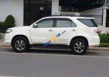 Xe Toyota Fortuner năm sản xuất 2012, màu trắng