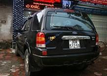 Bán Ford Escape sản xuất năm 2003, màu đen, 140 triệu