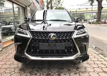 Bán Lexus LX năm 2019, màu đen, nhập khẩu
