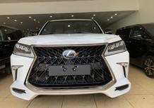 Bán Lexus LX 570 năm sản xuất 2019, màu trắng, nhập khẩu nguyên chiếc