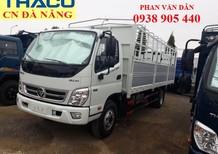 Bán xe tải Thaco Ollin720.E4 tải trọng 7 tấn thùng dài 6m2 đời mới, có trả góp tại TP Đà Nẵng