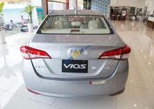 Bán Toyota Vios sản xuất năm 2019, màu bạc giá cạnh tranh