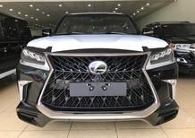 Bán xe Lexus LX570 Super Sport S model 2020 xuất Trung Đông mới 100%