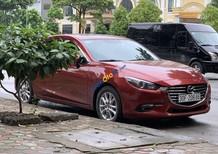 Cần bán gấp Mazda 3 năm 2017, màu đỏ, nhập khẩu còn mới
