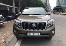 Bán Toyota Prado năm 2017, màu nâu, nhập khẩu nguyên chiếc