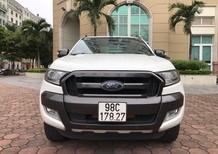 Cần bán gấp Ford Ranger Wildtrak 3.2 năm sản xuất 2016, màu trắng, xe nhập