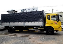 Bán xe tải Dongfeng B180, thùng dài 9m5 nhập 2019, hỗ trợ trả góp