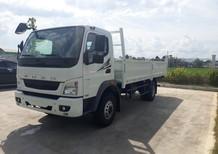 Xe tải thùng lửng Nhật Bản Fuso Canter10.4 - hỗ trợ trả góp