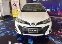 Giá xe Toyota Vios 2020 tốt nhất Hà Nội, hỗ trợ 85% lãi suất ưu đãi, LH: 09.6322.6323