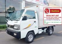 Dòng xe tải nhỏ máy xăng vào các hẻm nhỏ Towner 800, 990kg, trả góp 70%