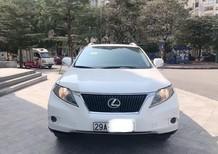 Bán Lexus RX350 sản xuất 2009, đăng ký 2010, tư nhân, chính chủ, biển Hà Nội