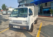 Giá xe tải Suzuki 5 tạ cũ 2014 thùng mui