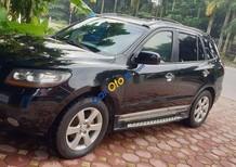 Cần bán xe Hyundai Santa Fe sản xuất năm 2008, màu đen, nhập khẩu