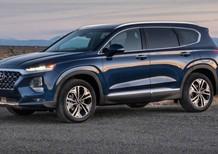 Cần bán Hyundai Santa Fe sản xuất năm 2021, xe có sẵn, mẫu mã hiện đại, sang trọng, đẳng cấp