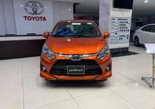 Giá xe Toyota Wigo số sàn 2020 giá ưu đãi, trả góp 85% lãi suất ưu đãi, LH: 09.6322.6323