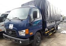 Bán Hyundai Mighty sản xuất 2018, màu xanh lam, nhập khẩu