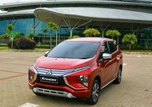 Bán Mitsubishi Xpander màu đỏ, xe có sẵn giao ngay tại Quảng Bình. LH: 0911.82.1513