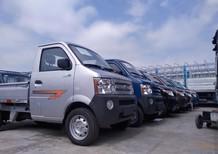 Bán xe tải nhỏ Dongben thùng lửng 870kg - đời mới nhất - hỗ trợ vay góp - xe giao tận nhà