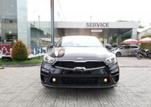 Kia Cerato 2020 số sàn màu đen, giá chỉ 529 triệu, hỗ trợ trả góp 80% - 8 năm
