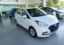 Bán xe Hyundai Grand i10 2020 MT, sedan, màu trắng giá tốt