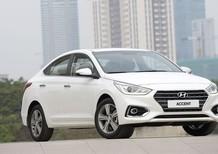 Cần bán Hyundai Accent AT 2020 màu trắng giá ưu đãi