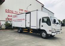 Bán xe tải Isuzu 1,9 tấn thùng 6m2 vào thành phố, hỗ trợ trả góp