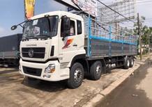 Xe tải 4 chân Dongfeng 17.9T - Động cơ Cumins, hỗ trợ trả góp 85% Toàn Quốc 2019