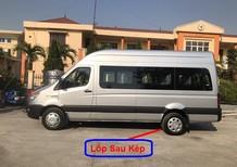 Xe 16 chỗ JAC ABS-EBD tại Thái Bình   JAC 16 chỗ 2020