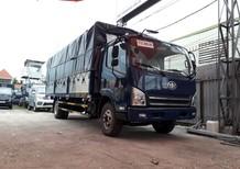 Xe tải Faw 8 tấn thùng mui bạt 6m3 máy Hyundai|Trả trước 150tr nhận xe