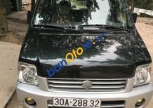 Cần bán lại Suzuki APV sản xuất năm 2002, xe cũ