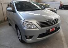 Bán Toyota Innova 2.0G số tự động đời 2013, liên hệ giá siêu tốt