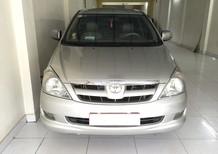 Cần bán gấp Toyota Innova 2.0G sản xuất năm 2006, màu bạc chính chủ