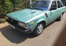 Bán Toyota Corolla sản xuất năm 1980, màu xanh lam, xe nhập