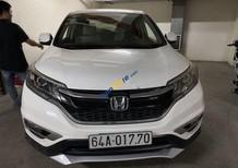 Cần bán lại xe Honda CR V sản xuất năm 2015, màu trắng, xe nhập, giá chỉ 690 triệu