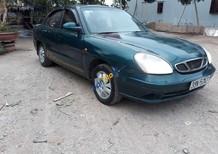 Bán xe cũ Daewoo Nubira đời 2002, màu xanh lam