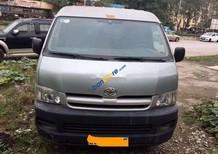Cần bán xe Toyota Hiace sản xuất năm 2007, nhập khẩu nguyên chiếc