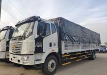 Bán xe tải 8 tấn - Xe tải FAW thùng bạt - Dài 9M7 - Trả Góp