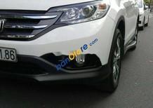 Bán xe Honda CR V năm sản xuất 2013, màu trắng, nhập khẩu